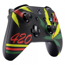 Custom Xbox One S Controller - 420 - Avid Controllers