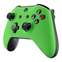 Custom Xbox One S Controller - Soft Touch Green - Avid Controllers