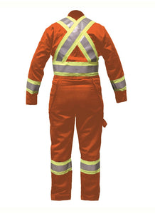 The Tenacious Coverall - Standard - Gear-Up Safety Solutions Inc.