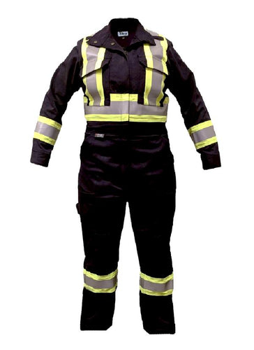 The Tenacious Coverall - Shield - Gear-Up Safety Solutions Inc.