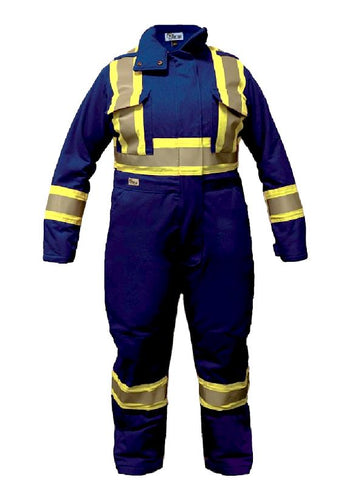 Insulated Coverall - Shield - Gear-Up Safety Solutions Inc.