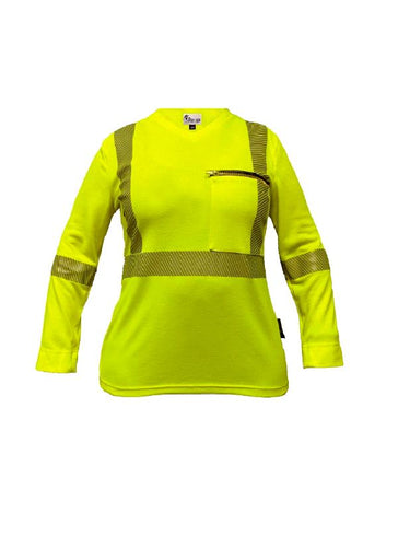Long Sleeve Shirt - Shield - Gear-Up Safety Solutions Inc.