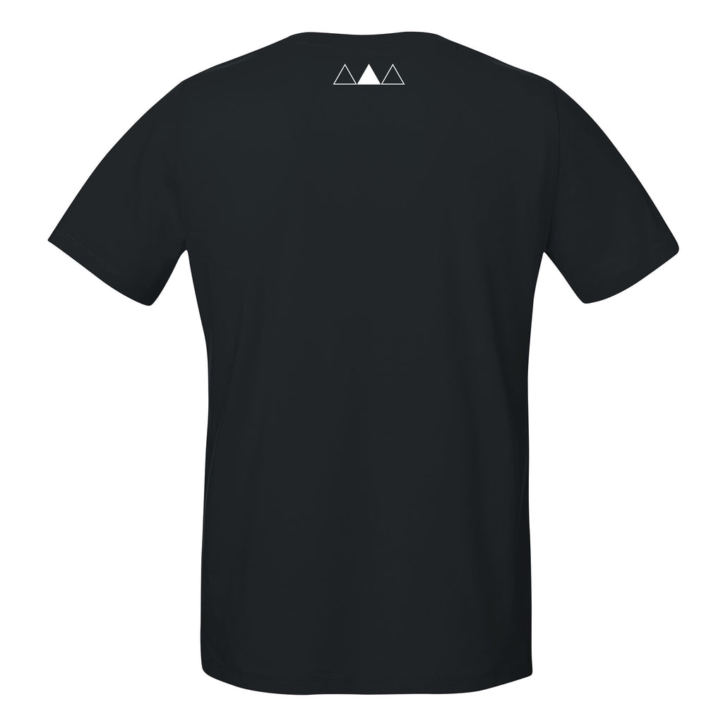 ANDRO T-SHIRT | BLACK - ANDRO CLOTHING GENDER FLUID ANDROGYNOUS CLOTHES FOR NON-BINARY LESBIAN AND LGBTQ+ FASHION