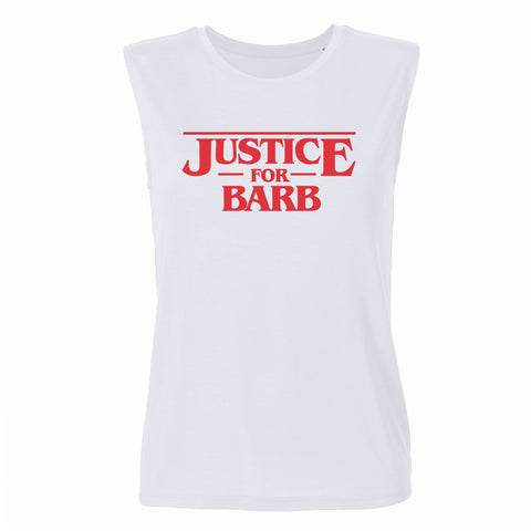 STRANGER THINGS T-SHIRT | JUSTICE FOR BARB | ANDRO CLOTHING