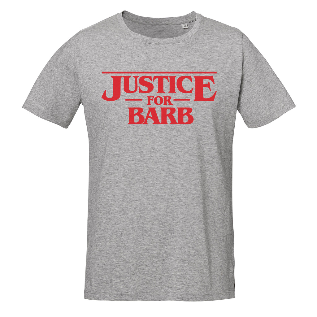 STRANGER THINGS MERCHANDISE | JUSTICE FOR BARB | ANDRO CLOTHING