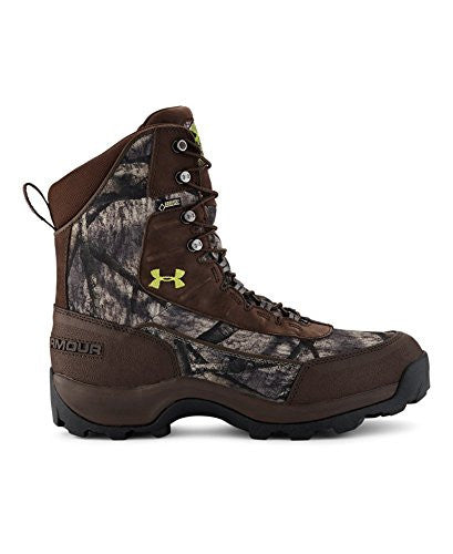 Under Armour Men's UA Brow Tine Hunting Boots - 400g 9 Mossy Oak Treestand
