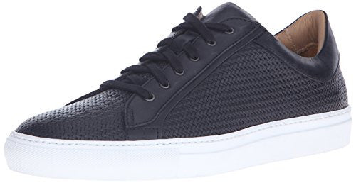 Aquatalia Men's Andre Walking Shoe, Black, 7.5 M US