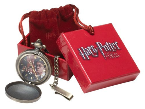 Harry Potter and the Goblet of Fire Kids' HP0220 Collectible Pocket Watch
