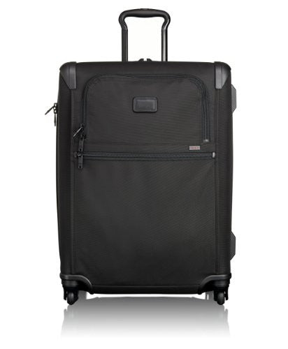 Tumi Alpha 2 Short Trip Expandable 4 Wheel Packing Case, Black, One Size