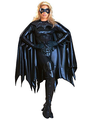 Collector's Edition Batgirl Costume for Women MEDIUM