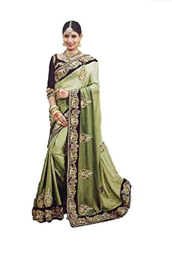 Elite Beautiful Traditional Indian Partywear Saree