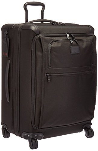 Tumi Alpha Front Lid Short Trip Packing Case, Black