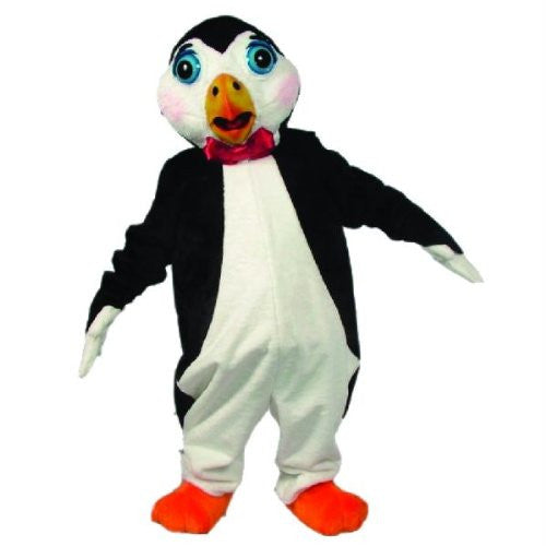 Penguin Mascot As Pictured