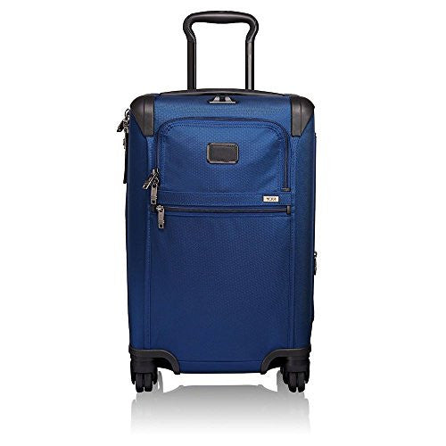 Tumi Alpha 2 Short Trip Expandable 4 Wheeled Packing Case, Baltic Blue
