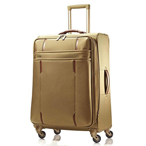 Hartmann Lineaire Medium Journey Expandable Spinner, Khaki, One Size