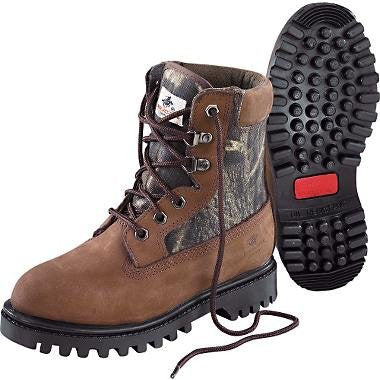 Pro Line Boys' Sharp Shooter All Terrain Boots,Mossy Oak/Break Up,6 M US
