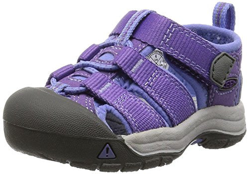 KEEN Newport H2 Sandal (Toddler/Little Kid/Big Kid), Purple Heart/Periwinkle, 4 M US Toddler