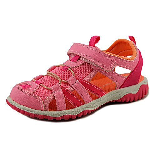 carter's Premier2G Sandal (Toddler/Little Kid), Pink/Peach, 11 M US Little Kid