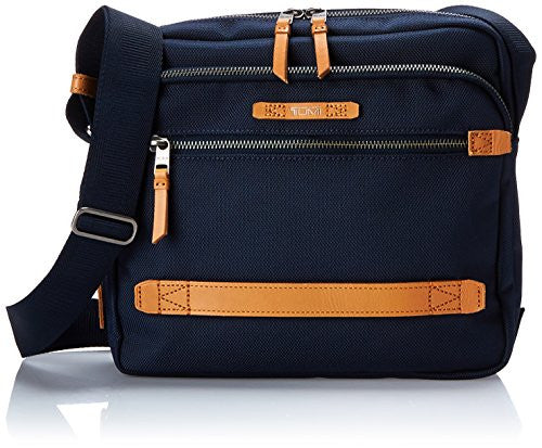 Tumi Dalston Clifton Crossbody, Navy, One Size