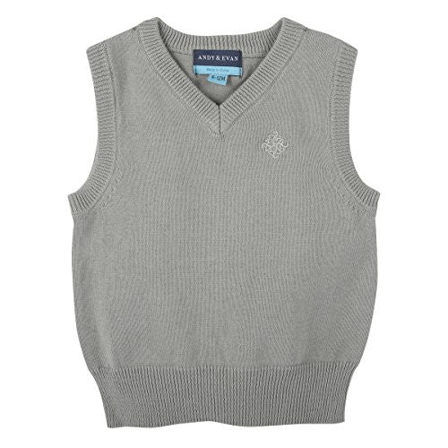 Andy & Evan Baby Boys Sweater Vest