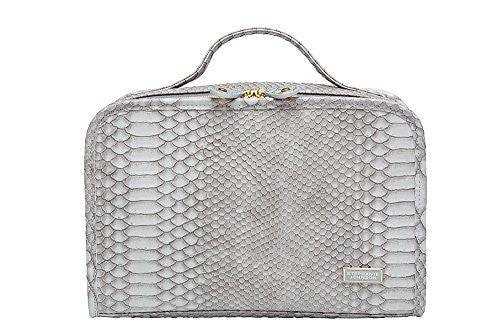 Stephanie Johnson Women's Everglades Jenny Train Case, Smoke