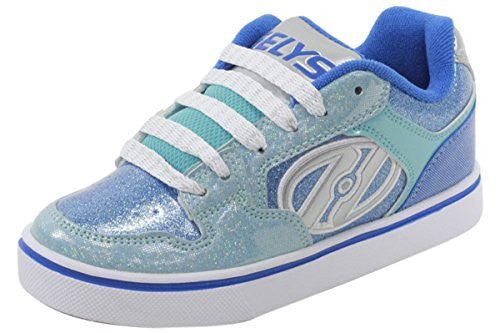 Heelys Motion Plus Roller Skate Sneaker Shoe - Royal/New Blue/Ice Blue - Little Kid/Big Kid - 13