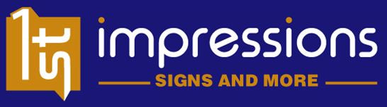 1st Impressions Signs & More