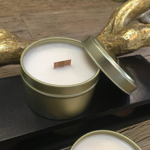 6 oz. Gold Travel Candle