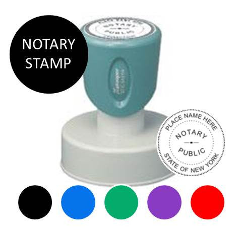 N53 XStamper {Notary Stamp- Choice of 5 colors} Imprint size: 1-9/16