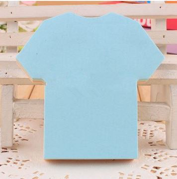 FUN SHAPED MULTICOLOR STICKY NOTE PADS