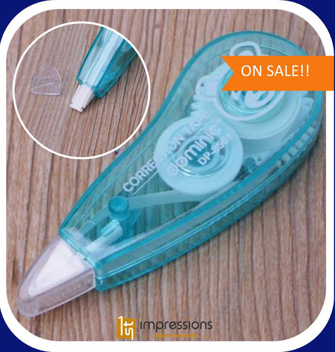 CUTE WHITE-OUT CORRECTION TAPE