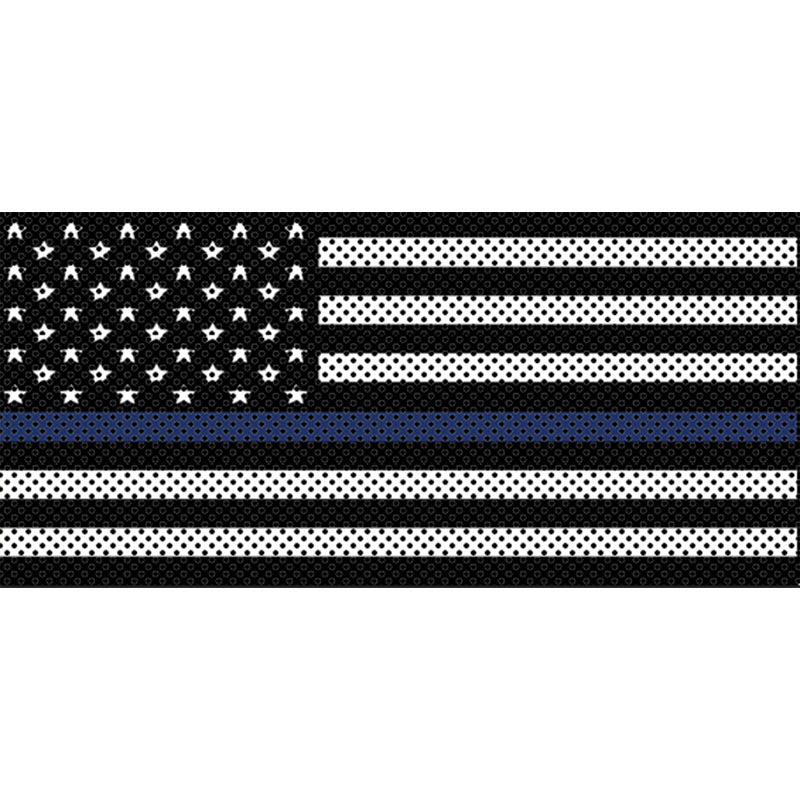 Thin Blue Line Black & White
