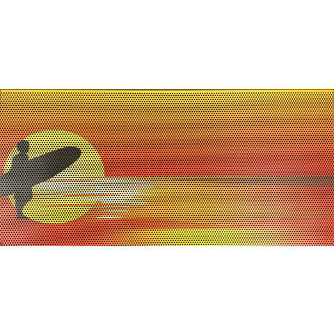 Endless Summer - Orange - Male Surfer