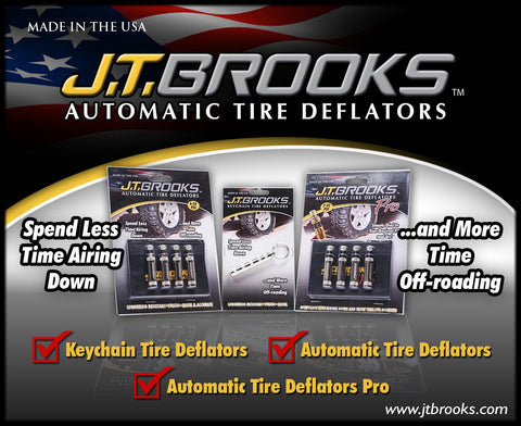 J.T. Brooks Automatic Tire Deflators Pro