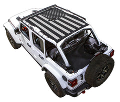SPIDERWEB SHADE JL4D TACTICAL FLAG SOLID