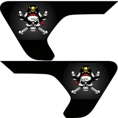 Jolly Roger Inserts & Vent Decals Bundle