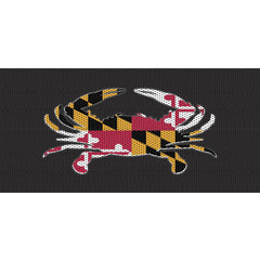 Maryland Crab Flag