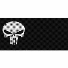 Punisher Black & White