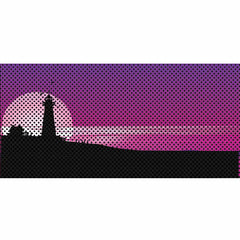 Endless Summer - Purple - Light House