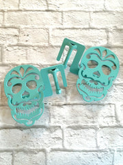Sugar Skulls Foot pegs for Jl/JK/TJ/CJ/Y.J