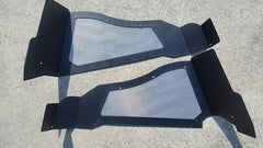 JK Rear Inner Fenders - customizable with any of our grille insert designs!!!
