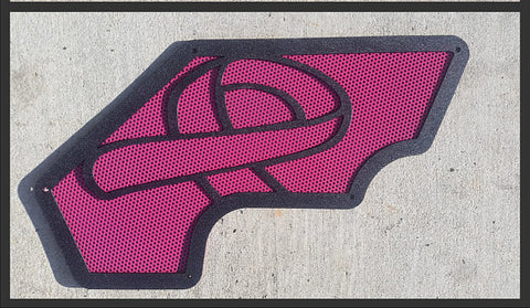JK Front Inner Fenders - Awareness Ribbon