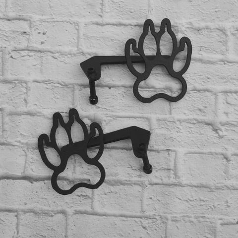 Paw Print foot pegs for Jeep JK/CJ/YJ/Tj