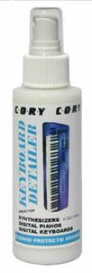 Keyboard Detailer & Cleaner - For Digital Pianos, Keyboards, Synthesizers - 4oz
