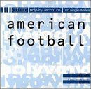American Football Single, EP Edition by American Football (1998) Audio CD