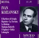 Sings Opera Arias by Koslovsky, Ivan (1995-03-14?