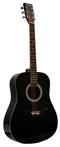 Acoustic Guitar - Black