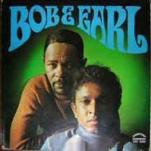 Bob & Earl Self-titled 1969 Original Crestview Records CRS-3055 Stereo Vinyl Lp Record Very Rare! R & B Classic in Excellent Condition