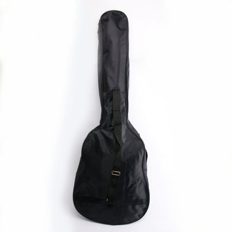 "(E77) 40"" Acoustic Guitar Waterproof Light weight Gig Bag w/ Strap"