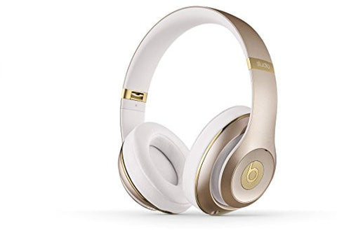 Beats Studio 2.0 Wired Over Ear Headphones Champagne
